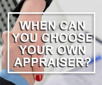 choose your home appraiser
