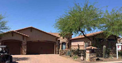Gold Canyon Home Appraisal