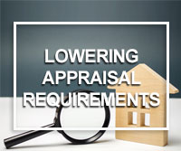 appraisal waiver + appraisal requirements