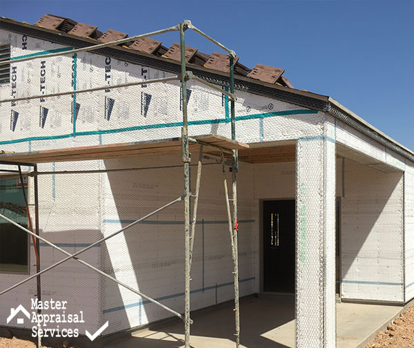 new construction appraisal san tan valley, az