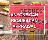 home appraisal request