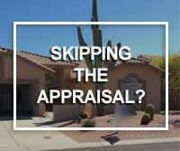 never skip the appraisal